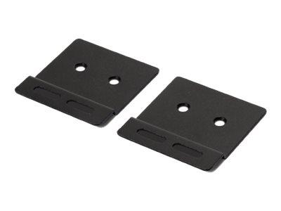 APC PDU-Montagehalterungen - Schwarz - 0U (Packung mit 2)