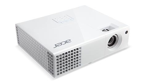 Acer H6510BD - DLP-Projektor - 3D