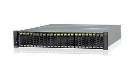 Fujitsu ETERNUS DX 100 S3 Speicherserver Rack (2U) Eingebauter Ethernet-Anschluss Schwarz