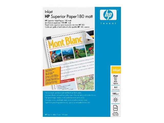 HP Brochure and Flyer Paper - Matt - A4 (210 x 297 mm)