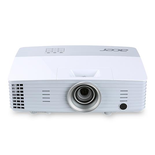 Acer Large Venue P5327W Desktop-Projektor 4000ANSI Lumen DLP WXGA (1280x800) 3D Weiß Beamer