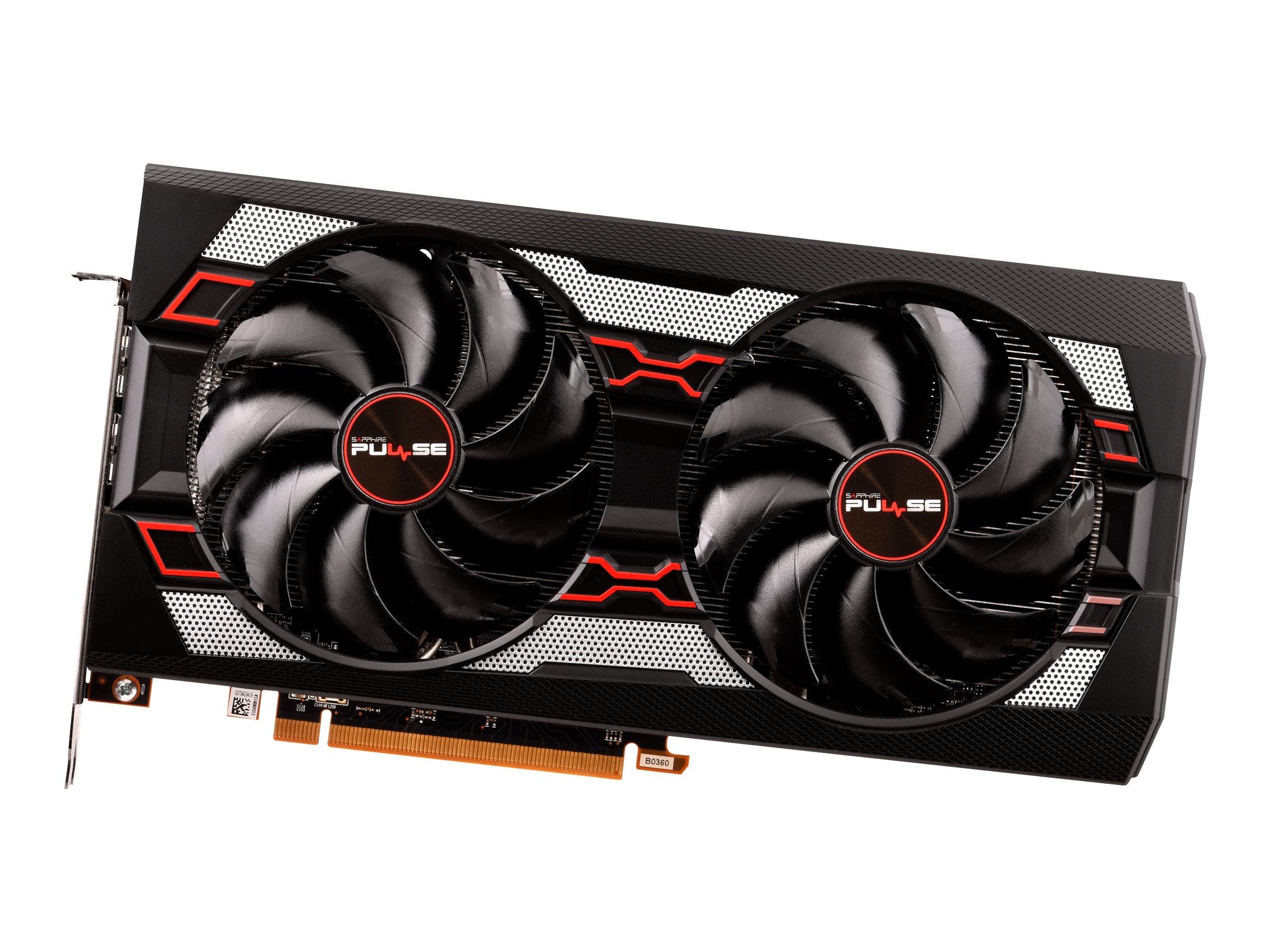 Sapphire Pulse Radeon RX 5700XT - Grafikkarten