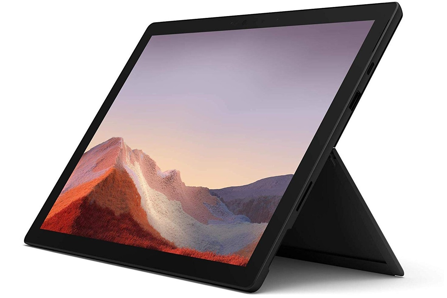 Microsoft Surface Pro 7 512GB mit i7 & 16GB - schwarz - Core i7 - 512 GB