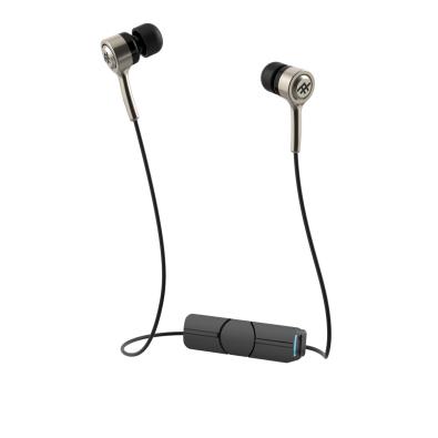 ZAGG coda wireless im Ohr Binaural Kabellos Gold Mobiles Headset