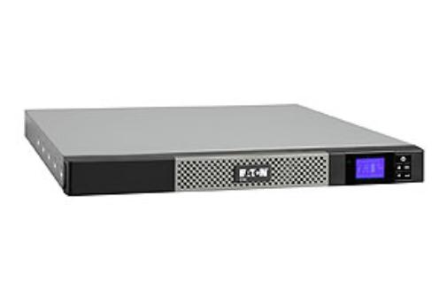 Eaton 5P1550IR 1550VA 6AC-Ausgänge Rackmount Schwarz Unterbrechungsfreie Stromversorgung (UPS)