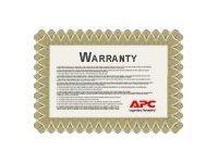 APC Extended Warranty - Serviceerweiterung - Arbeitszeit und Ersatzteile