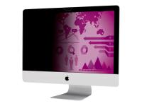 """Blickschutzfilter High Clarity für 27"""" Apple® iMac® - Monitor - Rahmenloser Display-Privatsphärenfilter - Schwarz - Schwarz - Durchscheinend - 16:9 - Glänzend"""