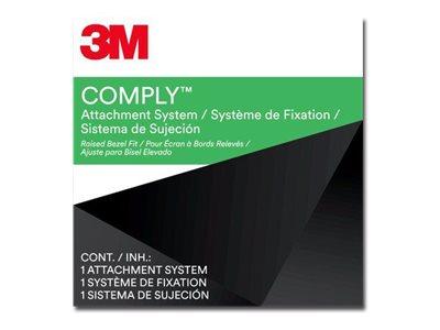 """3M Comply Attachment Set - Bezel Type - Blickschutzfilter für Notebook - klebend - 25.7-43.2 cm (10.1""""-17"""")"""