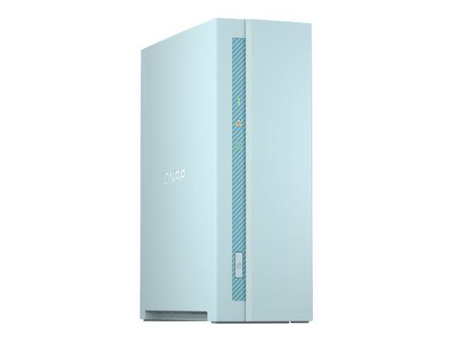 Vorschau: QNAP TS-130 - NAS-Server - SATA 6Gb/s - RAM 1 GB