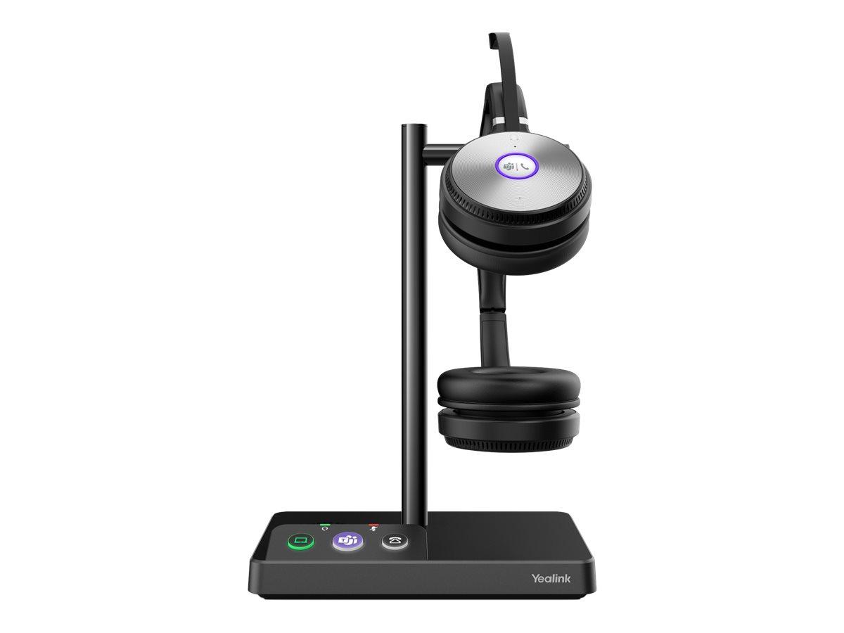 Yealink WH62 Dual - Headset - Für Microsoft Teams