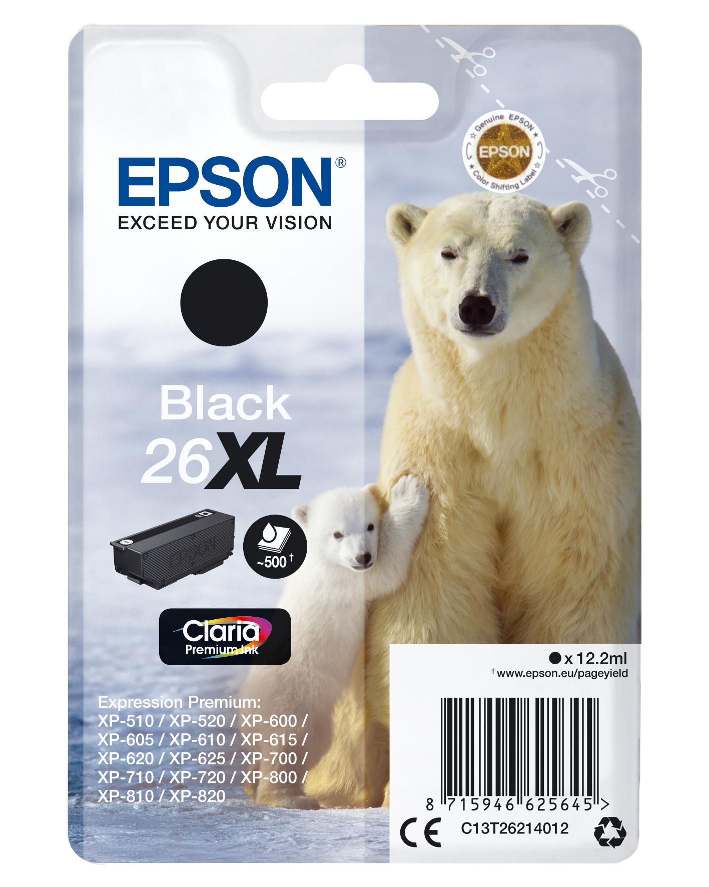 Epson C13T26214012