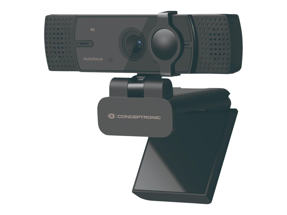 Vorschau: Conceptronic AMDIS08B - Web-Kamera - Farbe - 8,3 MP