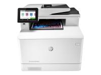 Color LaserJet Pro M479fnw - Laser - Farbdruck - 600 x 600 DPI - 300 Blätter - A4 - Direkter Druck