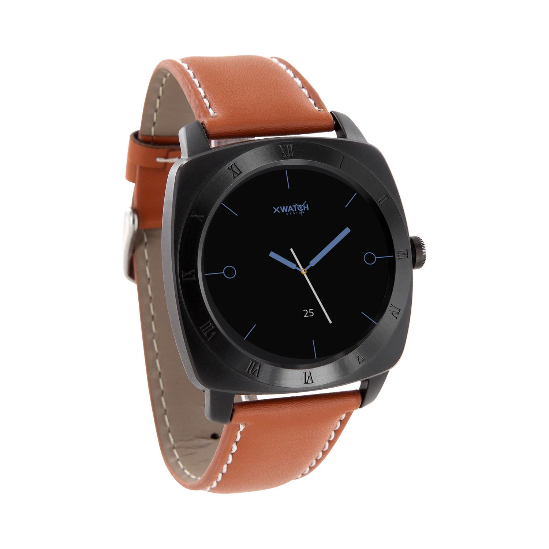 Xlyne NARA XW Pro - 3,1 cm (1.22 Zoll) - TFT - Touchscreen - 55 g - Schwarz - Chrom