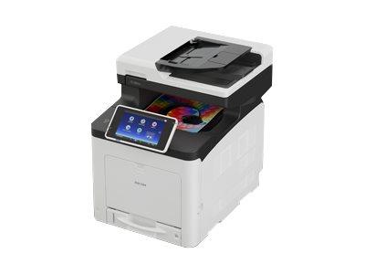 Ricoh SP C360SFNw - Multifunktionsdrucker - Farbe - LED - A4 (Medien)