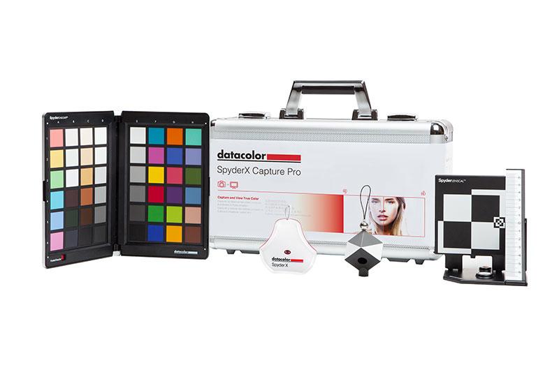 Datacolor SpyderX Capture Pro - 16-bit video card 1280x768 Monitor - 500 MB - 1024 MB