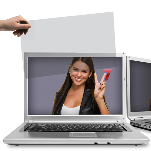 V7 Privacy Filter - Bildschirmfilter - 22 Zoll