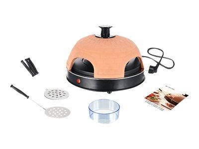 Emerio PO-115985 Pizzarette - Pizzaofen - 900 W