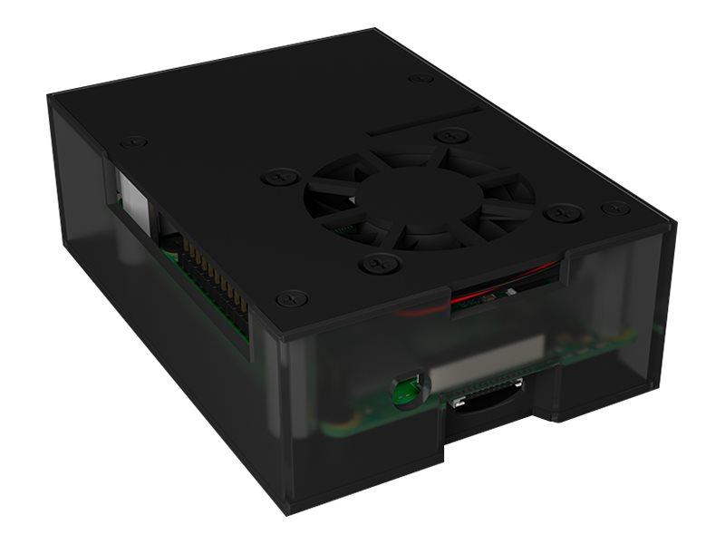 ICY BOX ICY BOX IB-RP108 - Hülle - Kunststoff, Aluminium