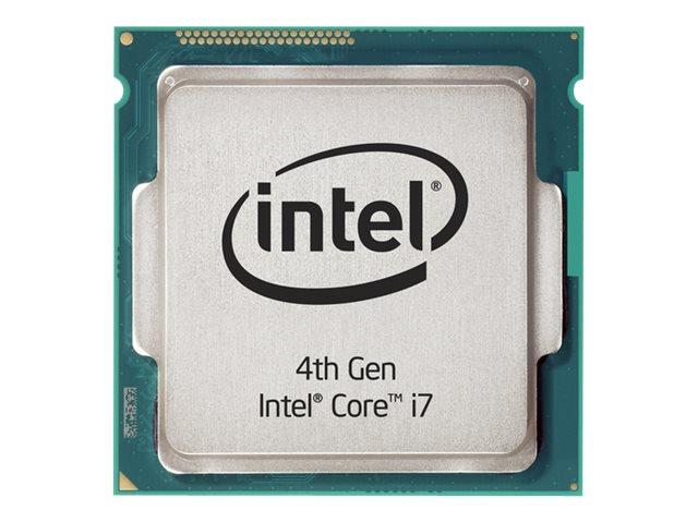 Intel Core i7 4790 - 3.6 GHz - 4 Kerne