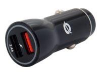Conceptronic CARDEN - Auto-Netzteil - 30 Watt - 5.4 A - 2 Ausgabeanschlussstellen (USB)