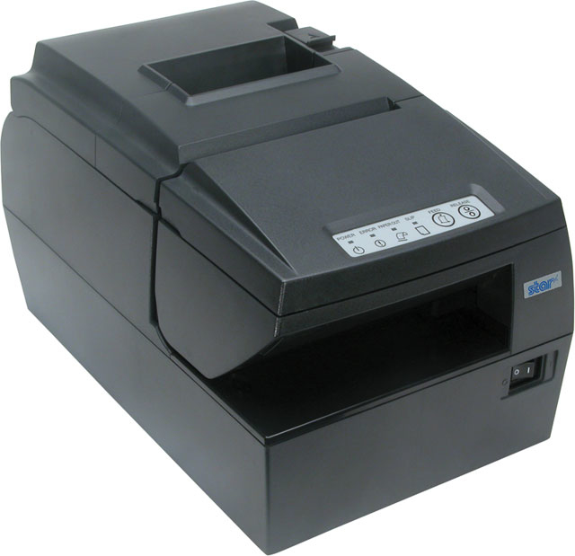 Star Micronics HSP7543U-24 Thermodruck POS printer 203 x 203 DPI