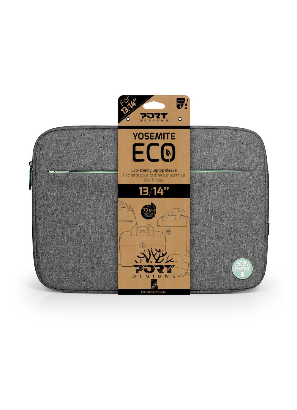 PORT Designs YOSEMITE Eco - Schutzhülle - 35,6 cm (14 Zoll) - 200 g