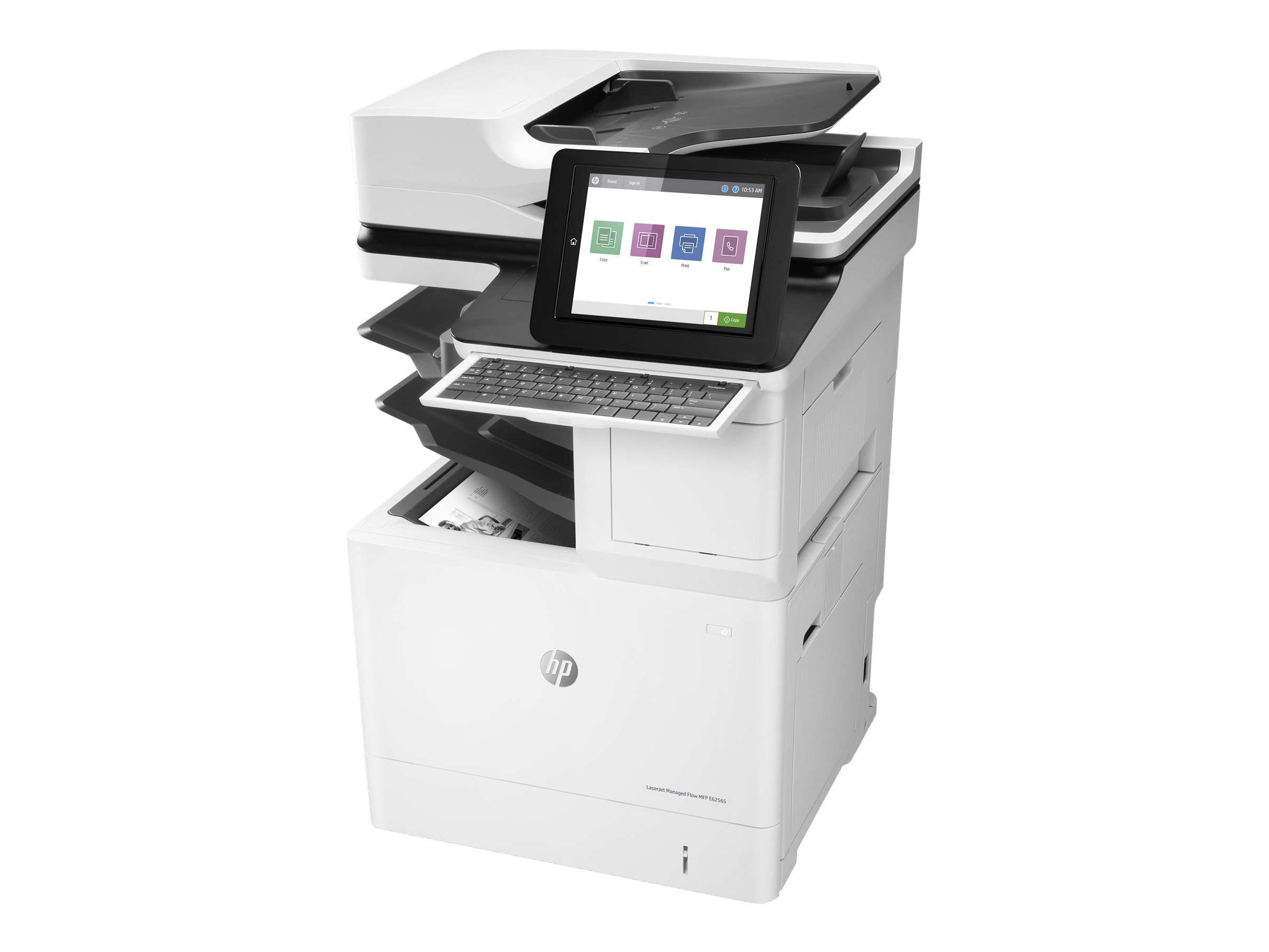 HP LaserJet Managed MFP E62565z