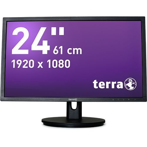 Wortmann TERRA LED 2435W HA - GREENLINE PLUS - LED-Monitor