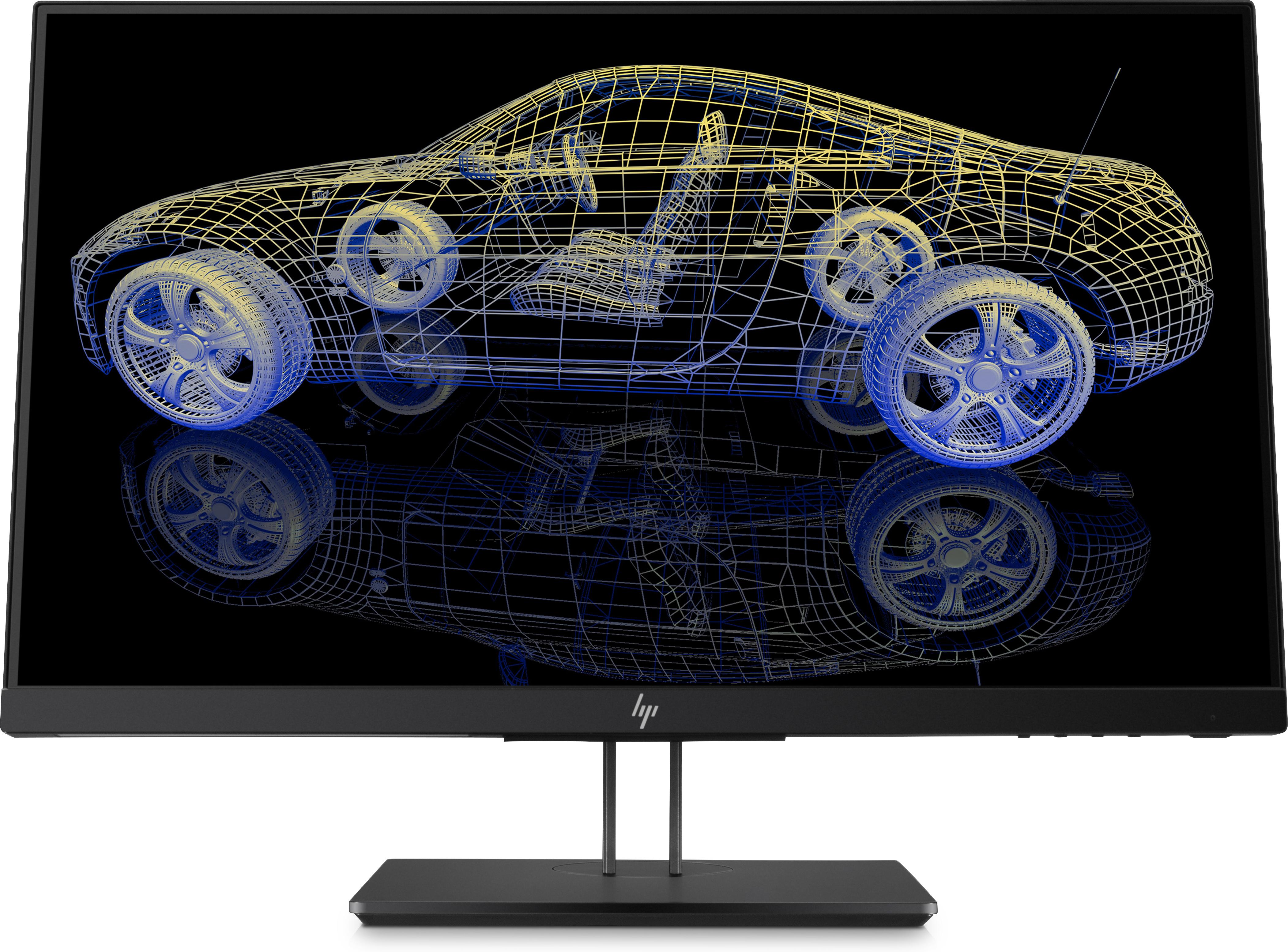 HP Z23n G2 23Zoll Full HD IPS Schwarz Computerbildschirm