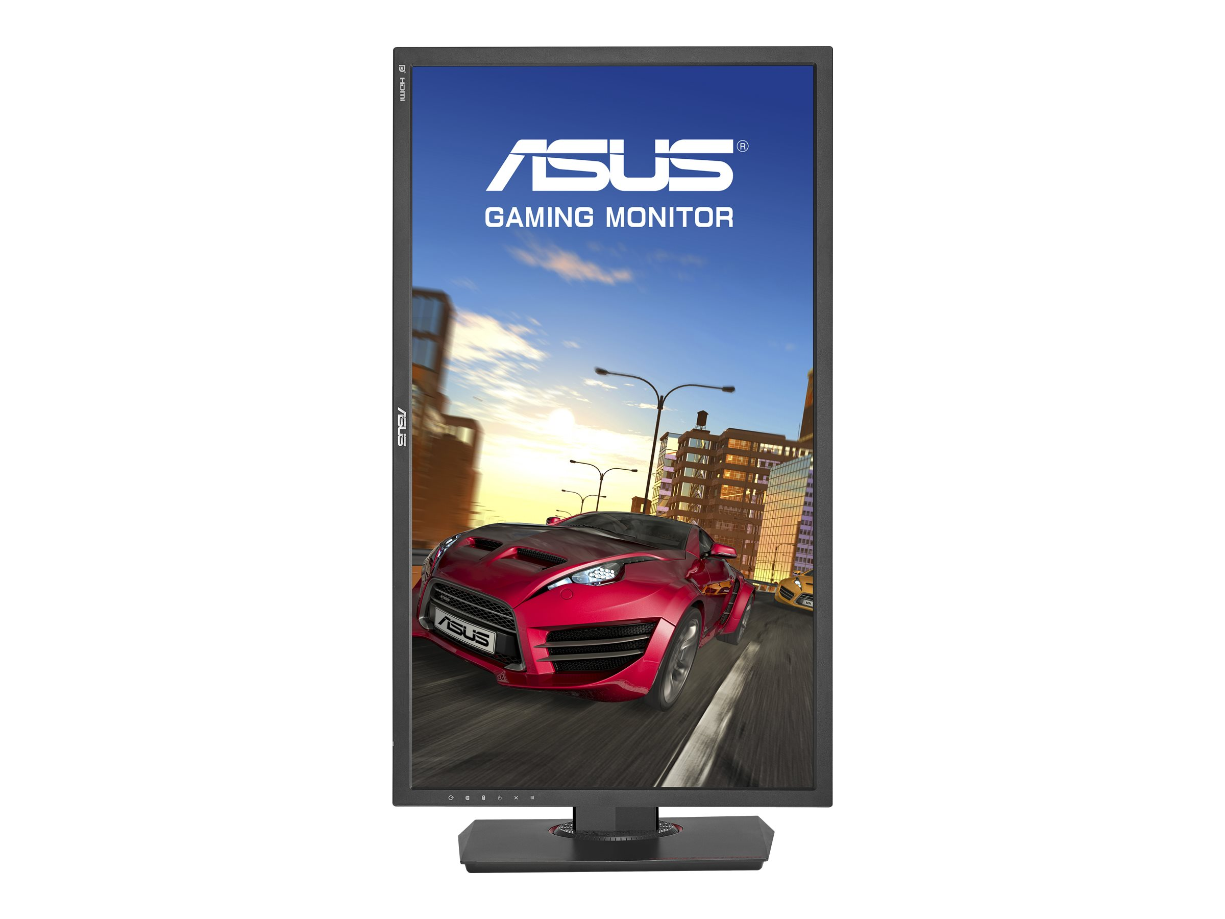 "ASUS MG28UQ - LED-Monitor - 71.1 cm (28"") - 3840 x 2160 4K UHD (2160p) TN - 330 cd/m² - 1000:1 - 1 ms - 3xHDMI - DisplayPort - Lautsprecher - Schwarz"