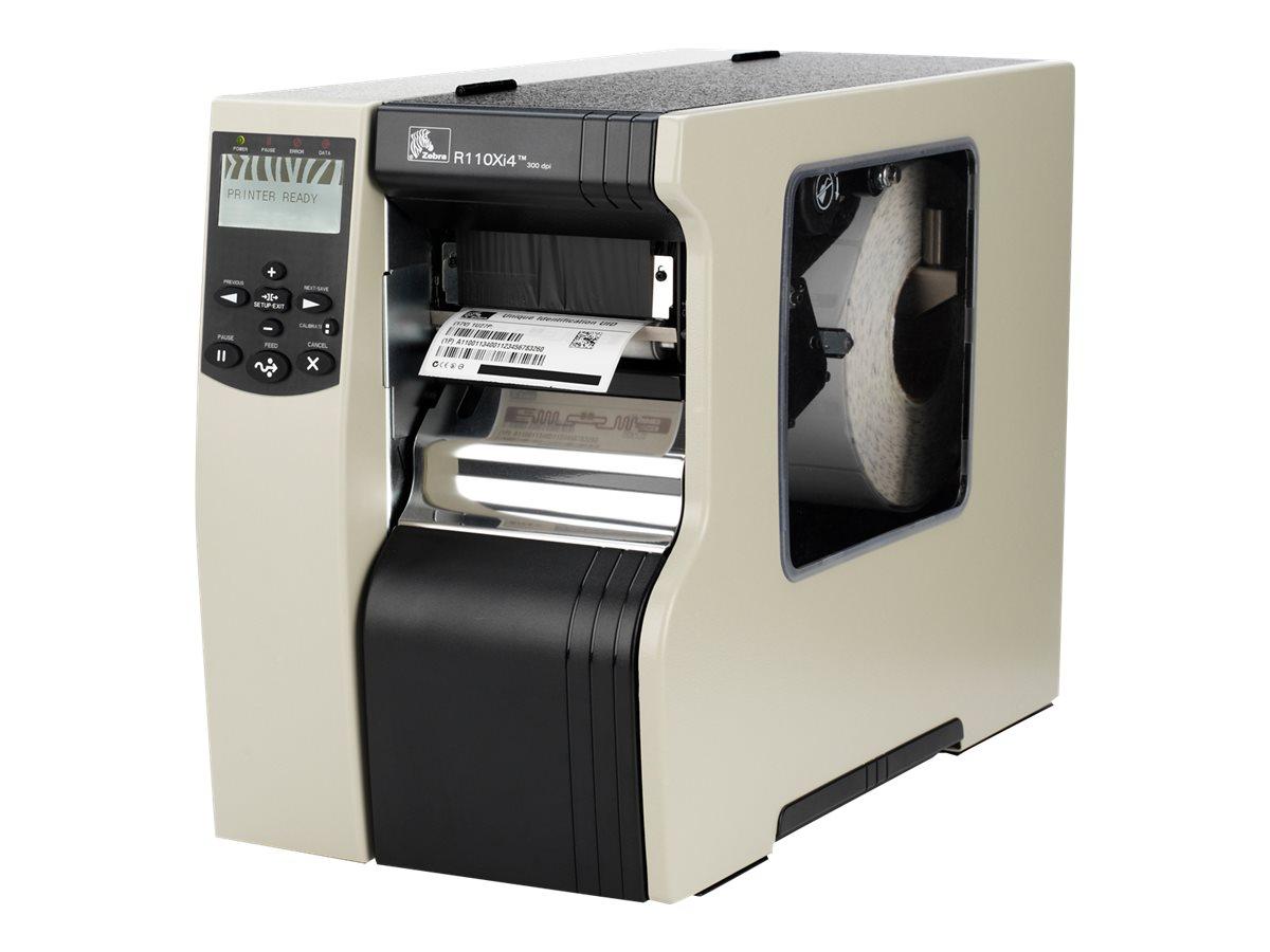 Zebra Xi Series R110Xi4 - Etikettendrucker - TD/TT - Rolle (11,4 cm)