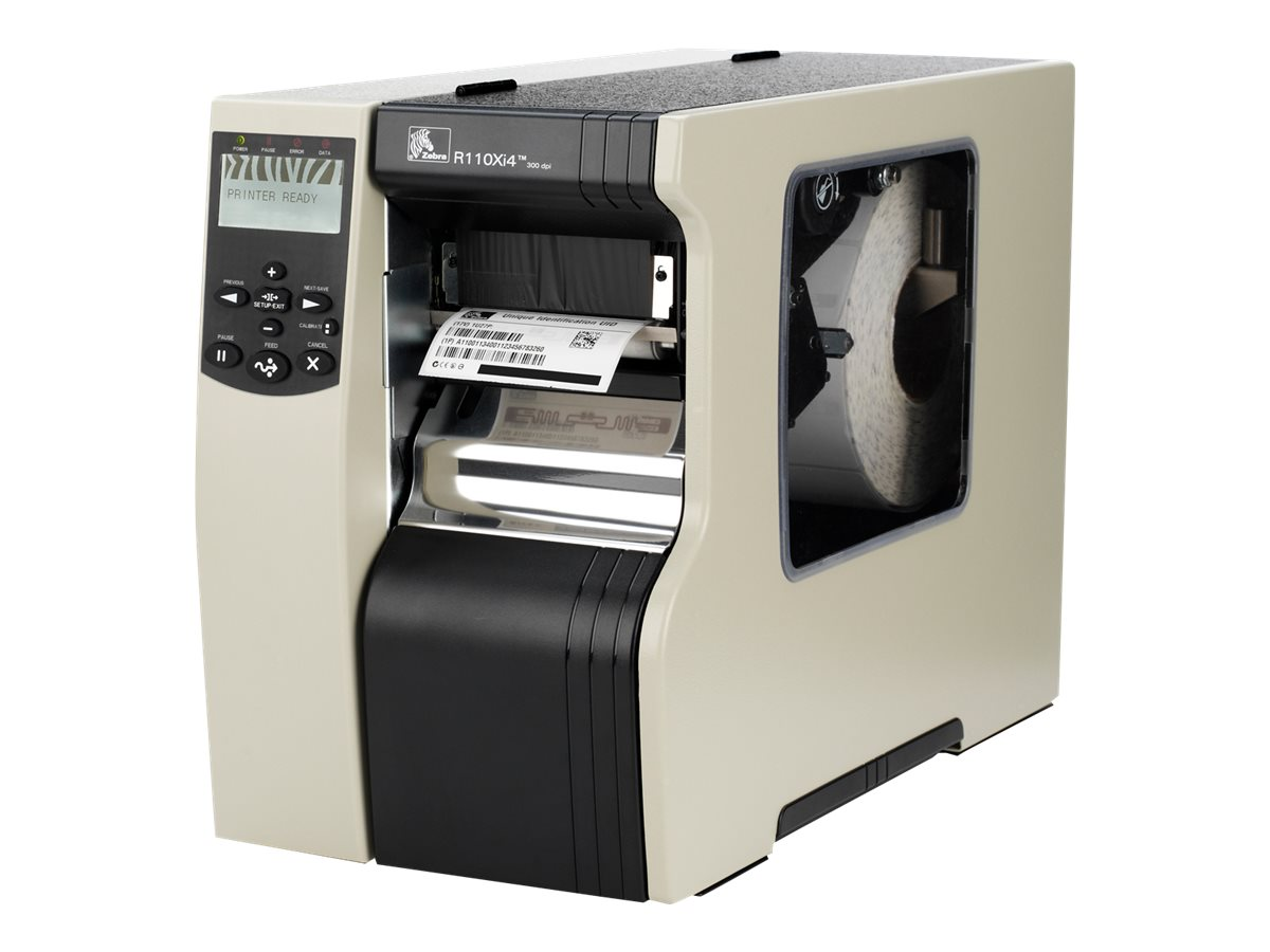 Zebra Xi Series R110Xi4 - Etikettendrucker