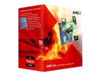AMD A4 6300 - 3.7 GHz - 2 Kerne