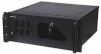 710701, Rack, Server, Stahl, Schwarz, 4U, Festplatte, Leistung