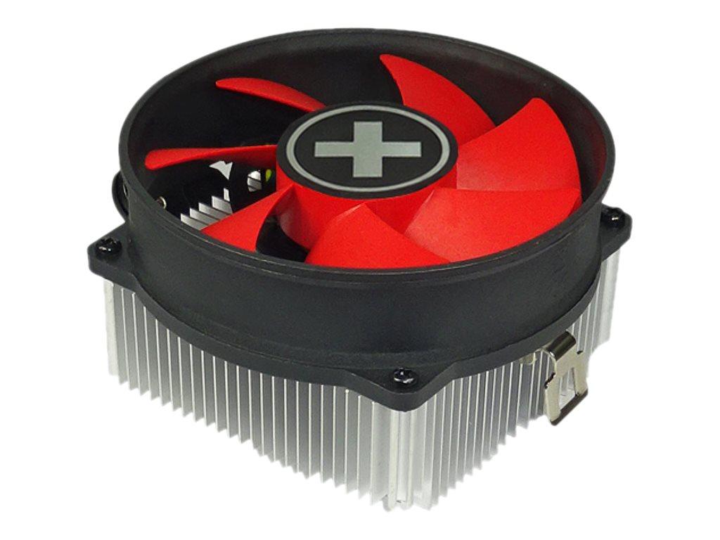 Xilence A250PWM - Prozessor-Luftkühler - (für: Socket 754, Socket 939, AM2, AM2+, AM3, AM3+, FM1, FM2, FM2+)