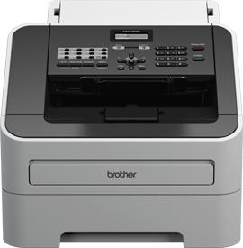 Brother Fax 2840 Schwarz/Weiß Laser - Multifunktionsgerät - Laser/LED-Druck