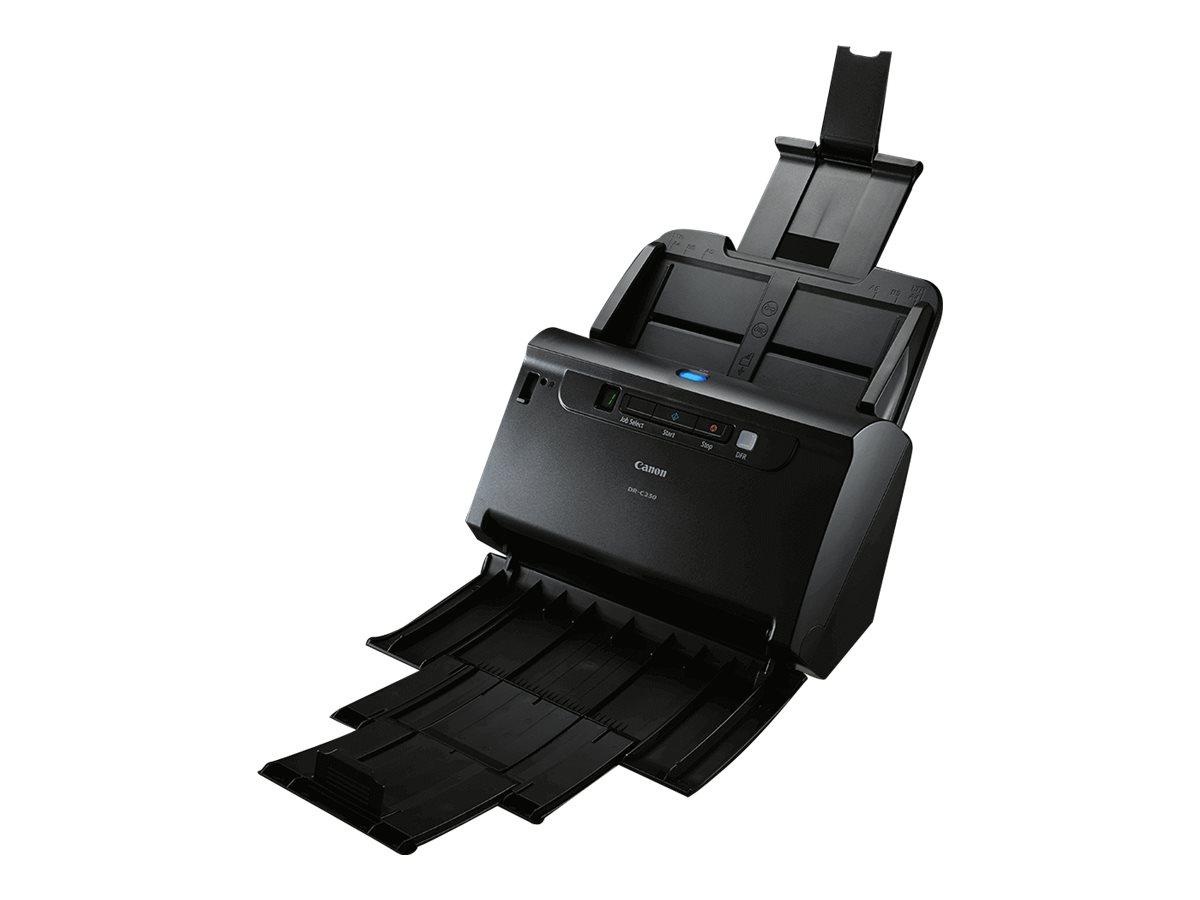 Canon imageFORMULA DR-C230 - Dokumentenscanner - Duplex - Legal - 600 dpi x 600 dpi - bis zu 30 Seiten/Min. (einfarbig)