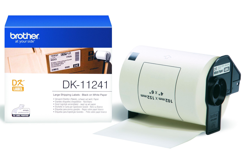 Vorschau: Brother DK-11241 Druckeretikette