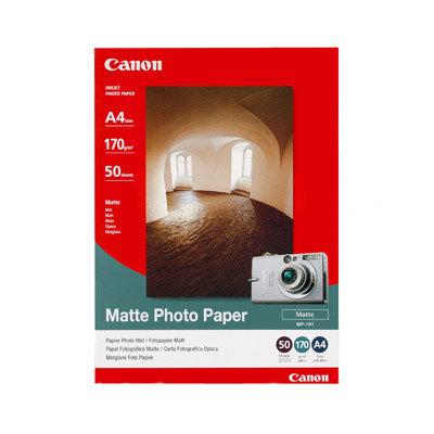 Canon MP-101 A4 Foto-Papier - 170 g/m² - 210x297 mm - 50 Blatt