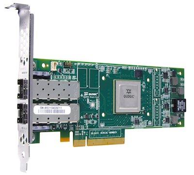 Lenovo 16Gb FC 2-port HBA Eingebaut Ethernet 16000Mbit/s Netzwerkkarte