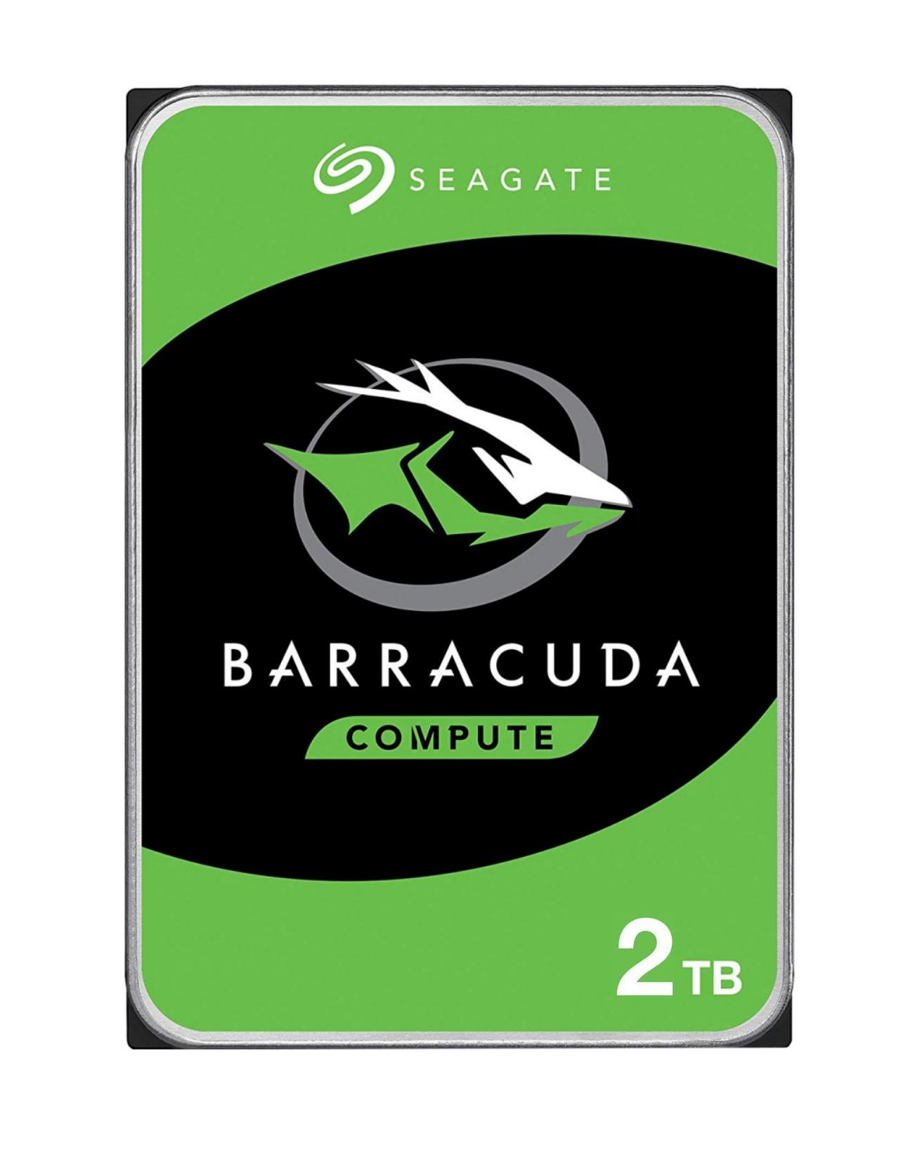 Seagate Barracuda ST2000DM005 - Festplatte - 2 TB