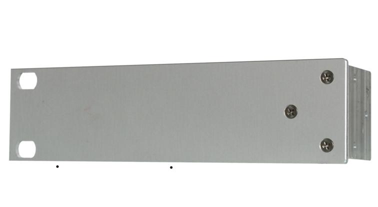 beroNet BF19BRACKET - Edelstahl - beroNet VoIP gateway boxes - 48,3 cm (19 Zoll)