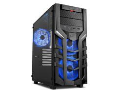 Sharkoon DG7000-G RGB ATX - Midi/Minitower - ATX