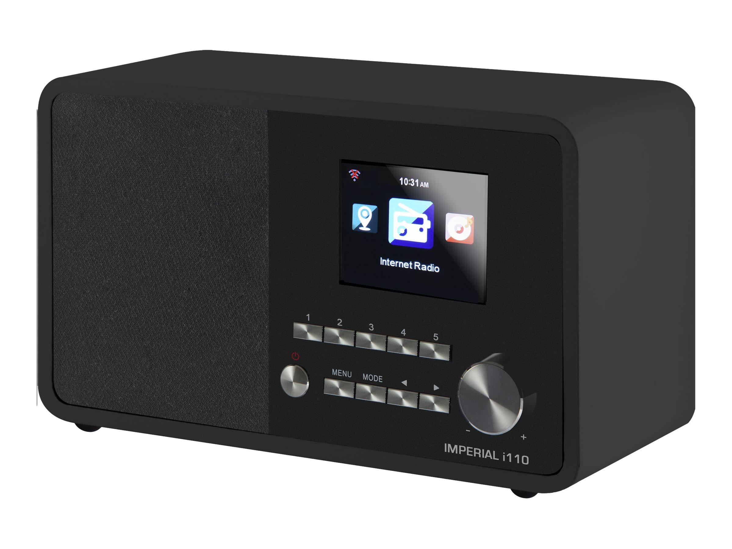 Telestar DABMAN i110 - Netzwerk-Audio-Player