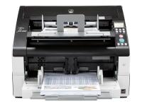 fi-6400 600 x 600 DPI ADF + Manual feed scanner Schwarz - Weiß A3