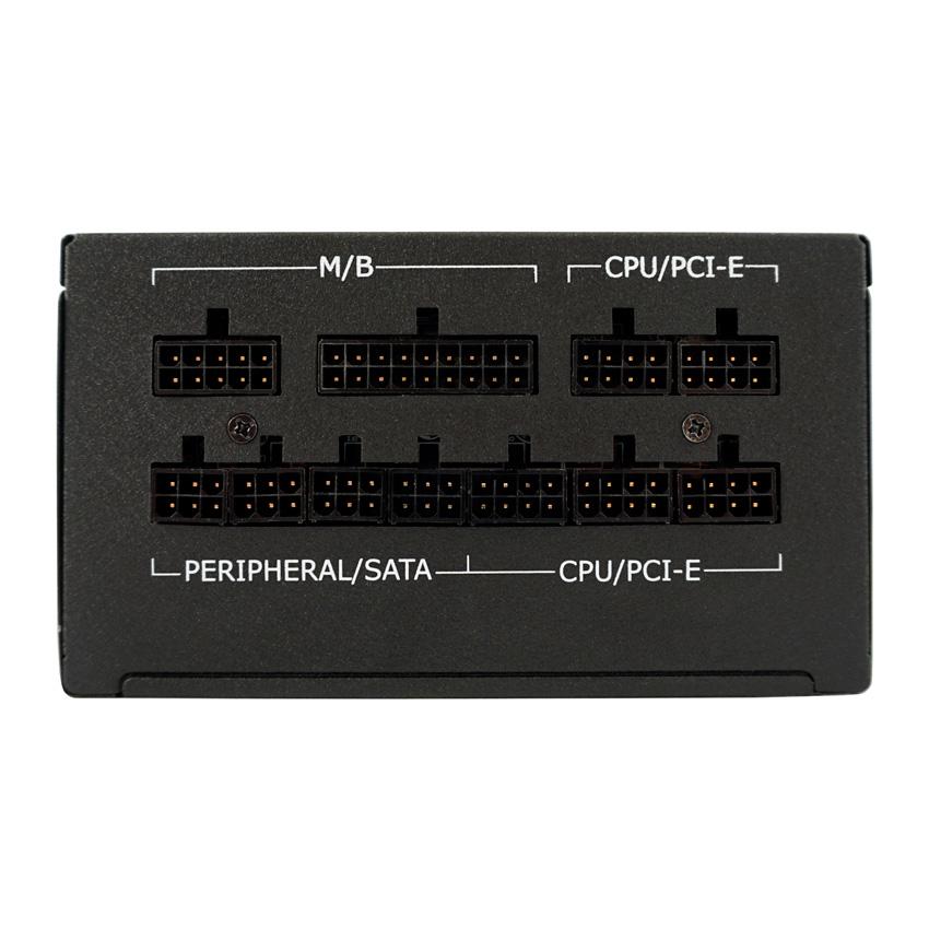 LC Power LC6750M V2.31 - 750 W - 110 - 240 V - 47 - 60 Hz - 10 A - Aktiv - 100 W