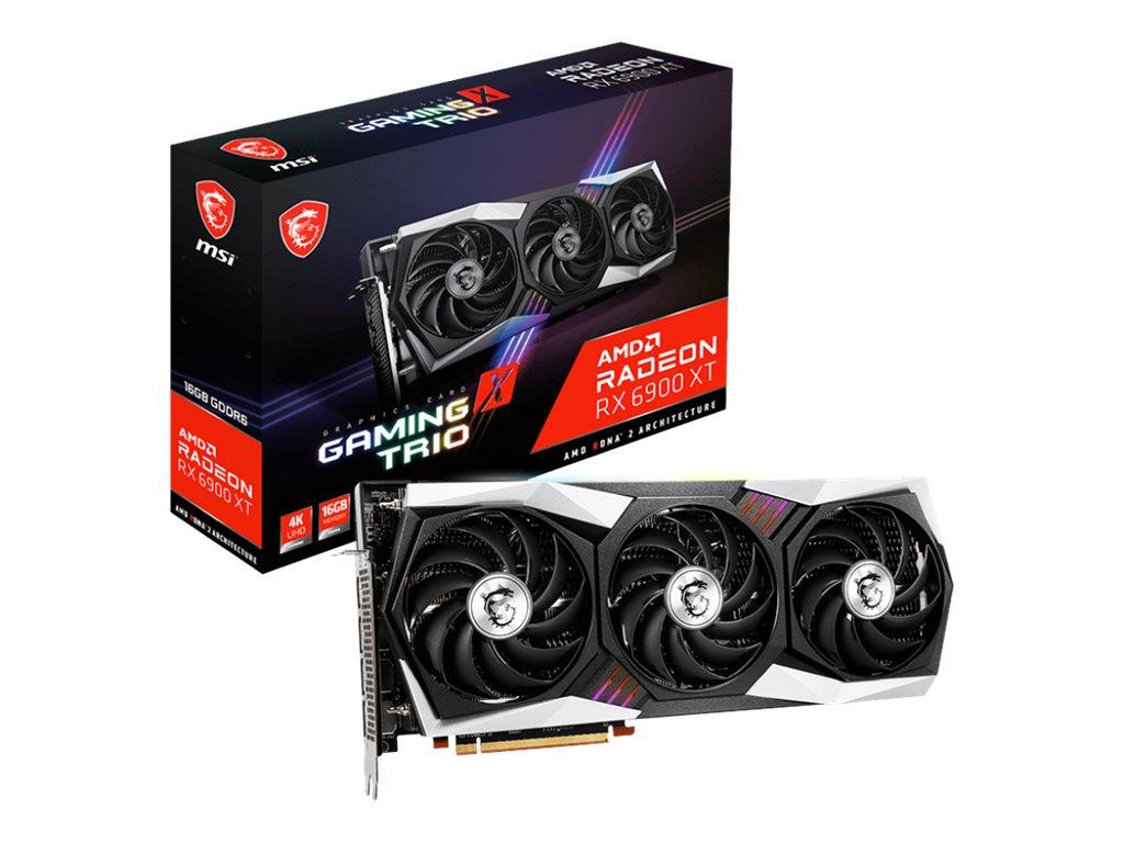 MSI Radeon RX 6900 XT GAMING X TRIO 16G - Grafikkarten