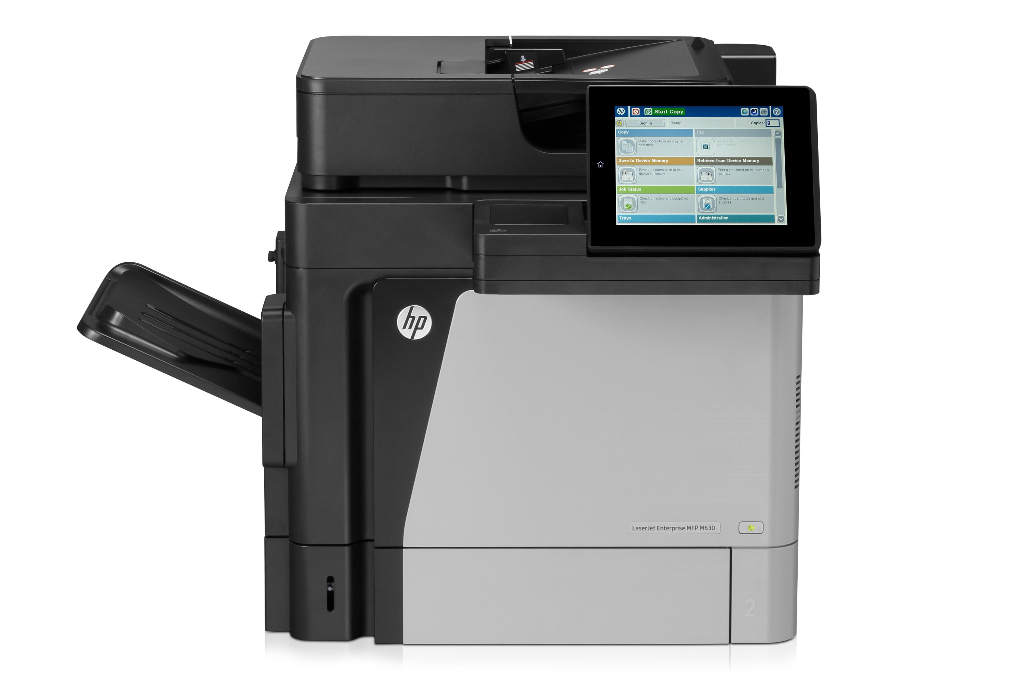 HP LaserJet Enterprise M630dn, S/W-Laser, MFP, A4