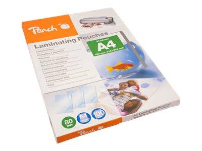 Peach 100er-Pack - glänzend - A4 (210 x 297